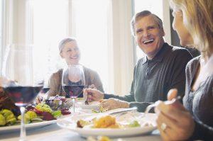 Nutricion Adecuada en Navidad SAMAP