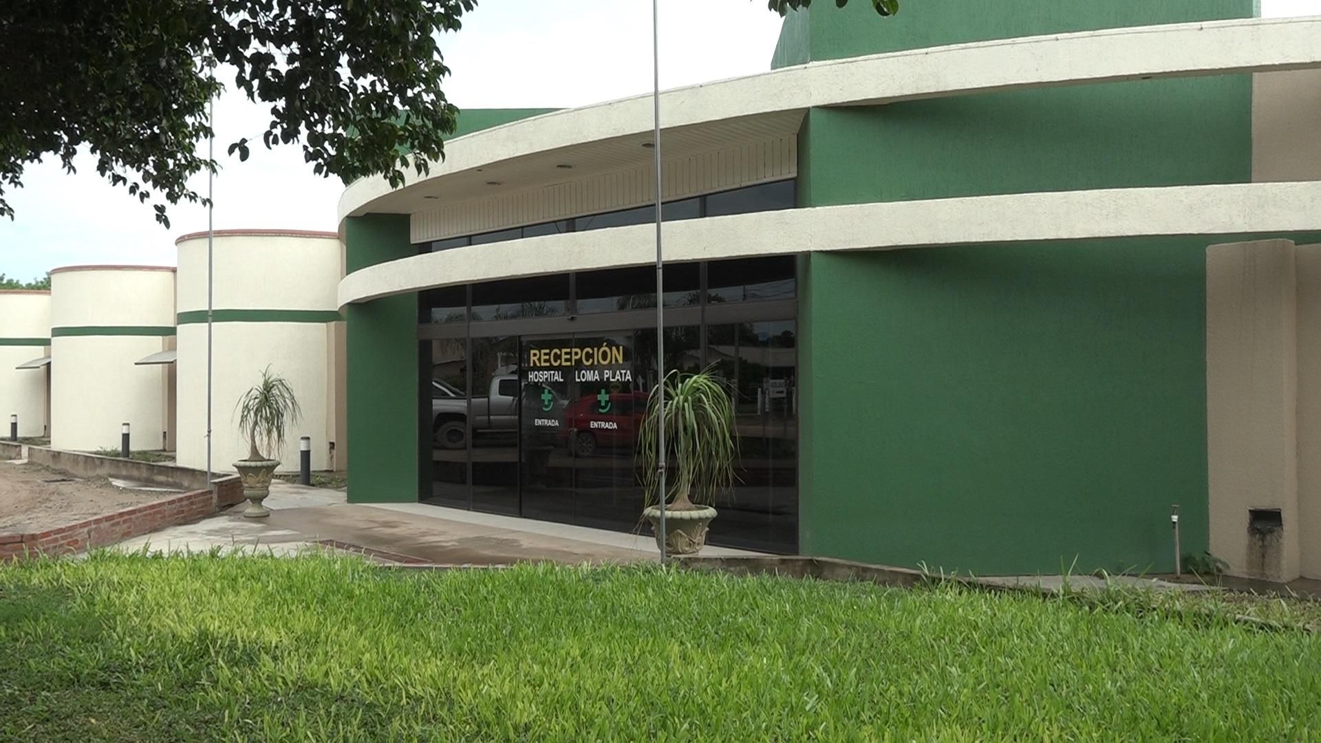 Hospital Loma Plata chaco- samap