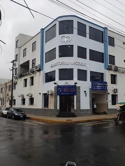 Sanatorio Modelo del Guairá samap
