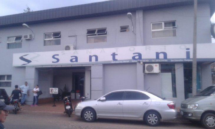 Sanatorio Santani- samap